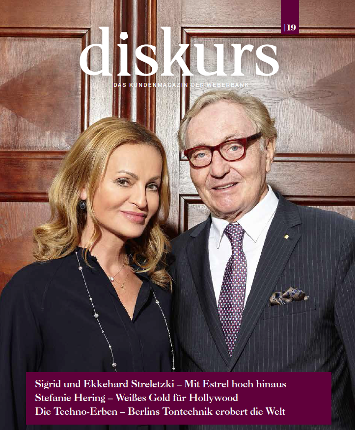Diskurs Magazin No. 19
