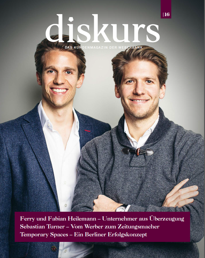 Diskurs Magazin No. 16