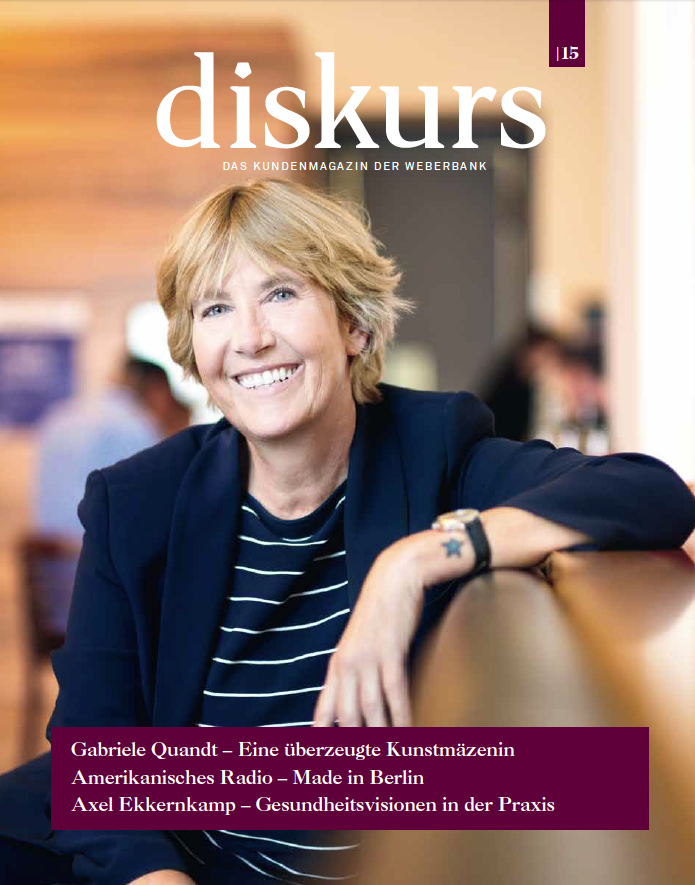 Diskurs Magazin No. 15
