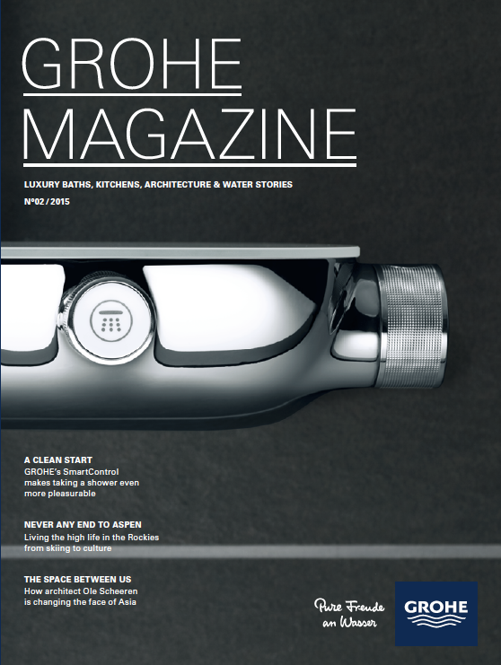 Grohe Magazin No. 1/16