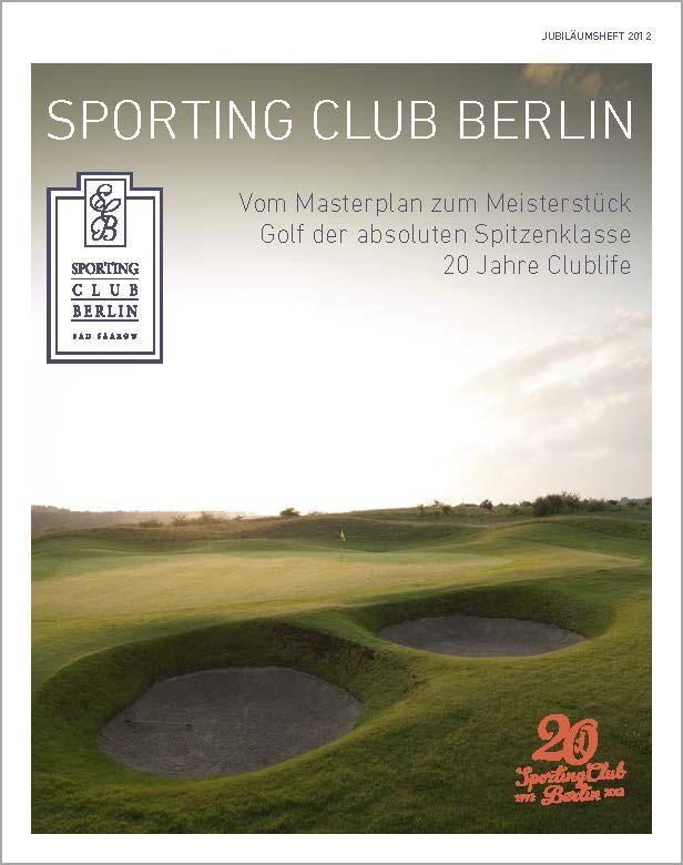 20 Jahre Sporting Club Berlin