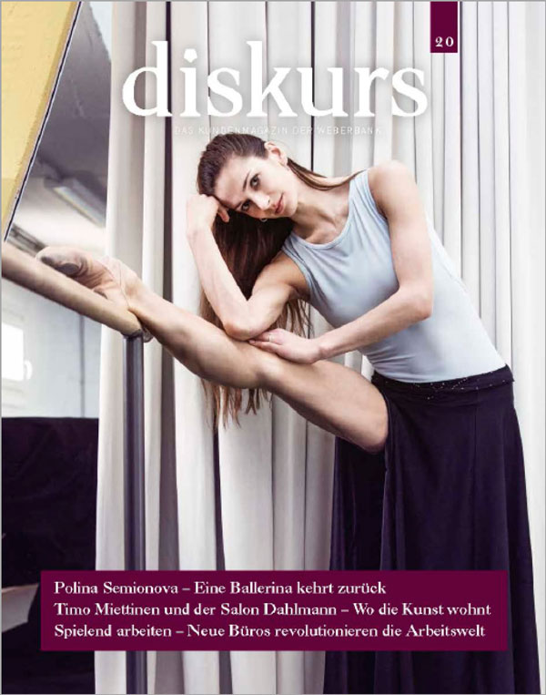 Diskurs Magazin No. 20