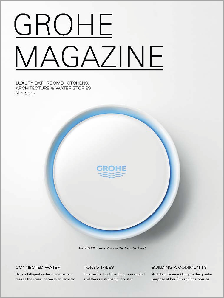 Grohe Magazin No. 1/17