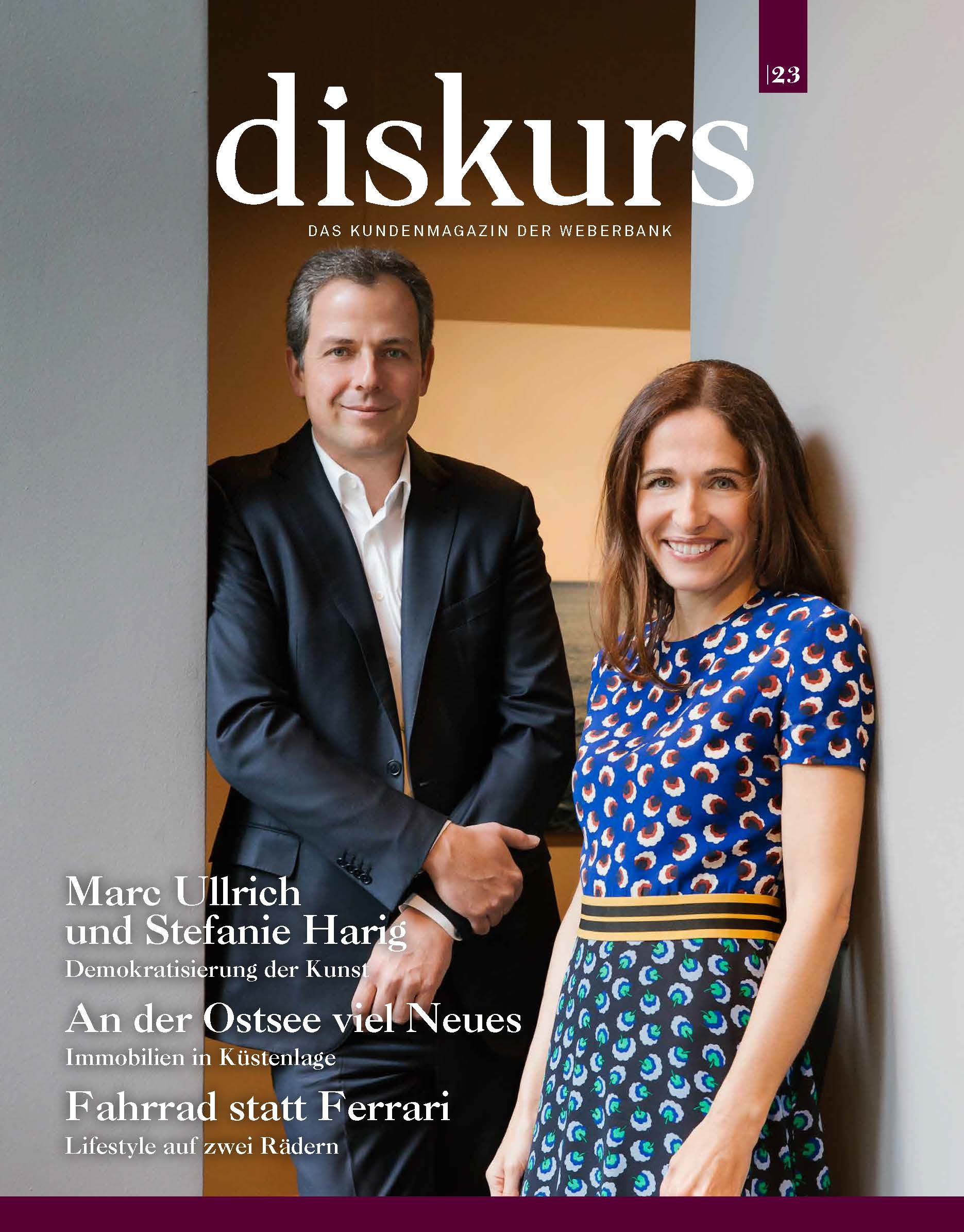 Diskurs Magazin No. 23