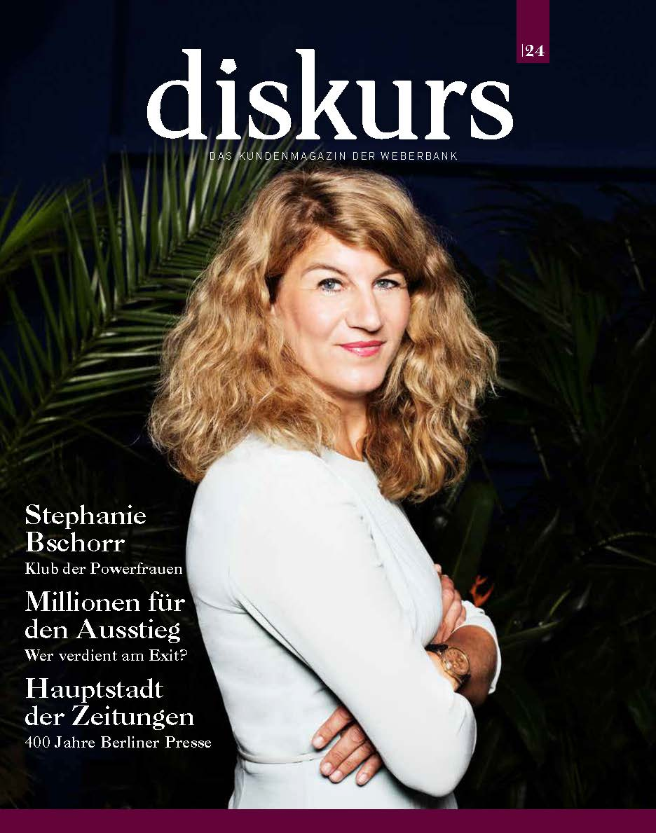 DISKURS MAGAZIN NO. 24