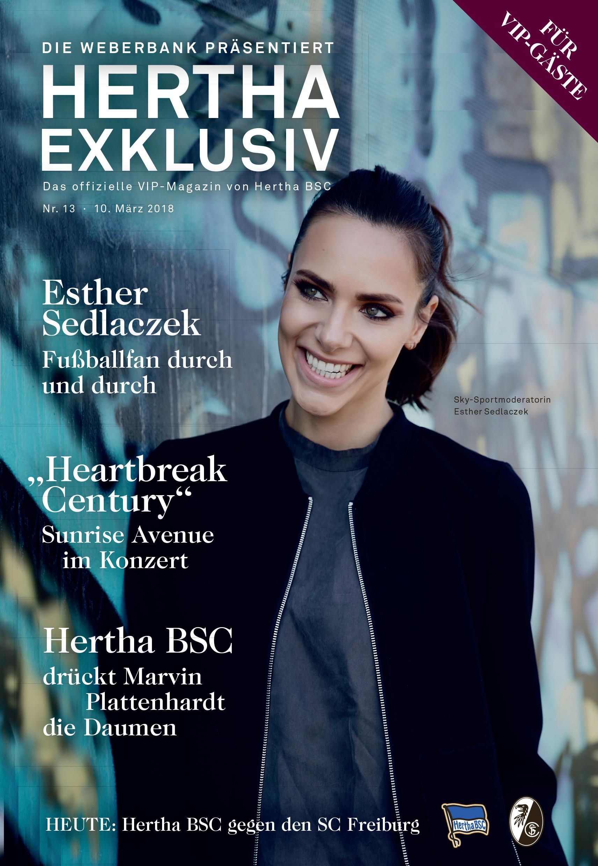HERTHA EXKLUSIV 13/2018